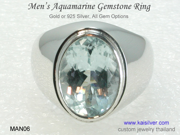 mens rings made to order