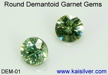 demantoid gems