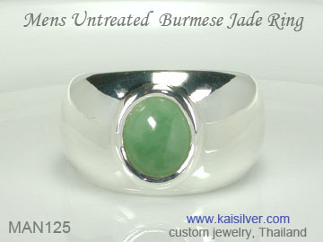 jade rings for men